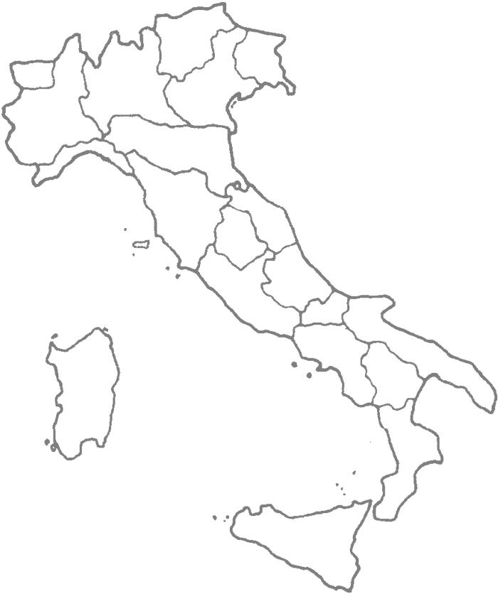 Corsi in aula in tutta Italia, divisi per regioni!